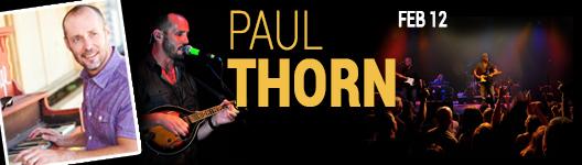Paul Thorn at the Seminole Theatre in Homestead Florida
