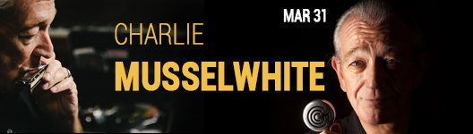 Charlie Musselwhite at the Seminole Theatre in Homestead