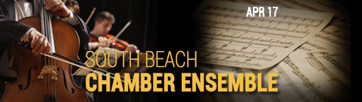 South Beach Chamber Ensemble at the Seminole Theatre in Homestead FLorida