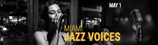 Miami Jazz Voices at the Seminole Theatre