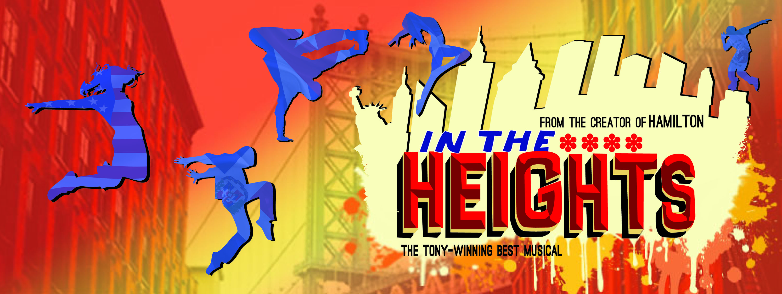 In The Heights Artwork Banner