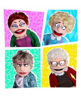 That Golden Girls Show - A Puppet Parody!