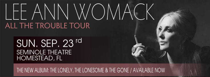 Lee Ann Womack Photo Banner