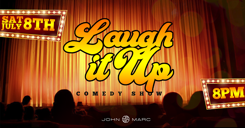 Laugh It Up Banner opt