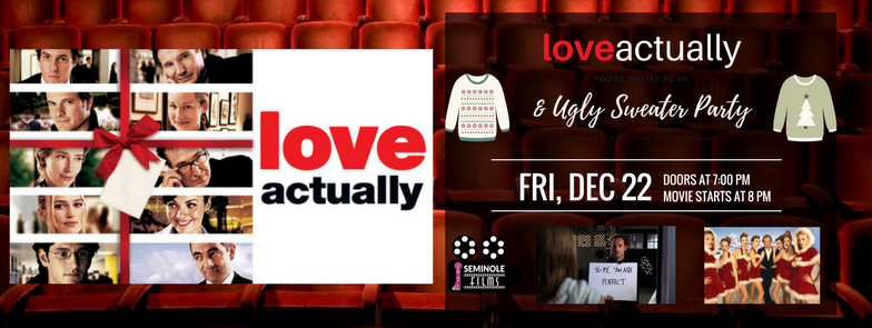 Love Actually FB Web