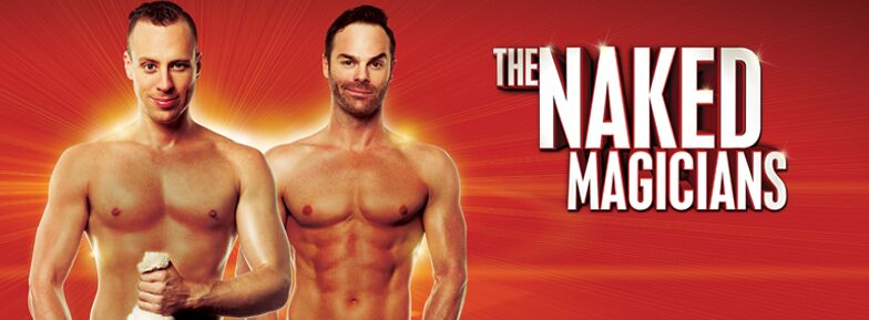 Naked Magicians Artwork Banner