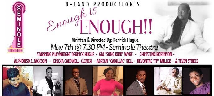 enough is enough banner
