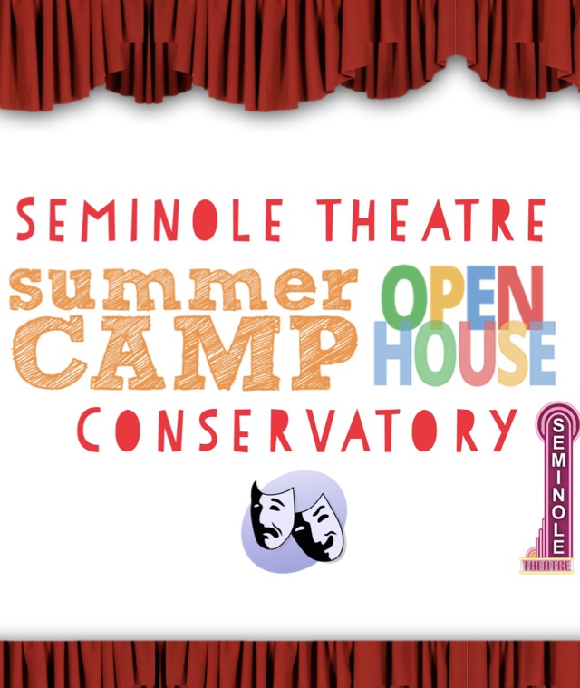 Seminole Theatre Camp Conservatory Open House - April 29