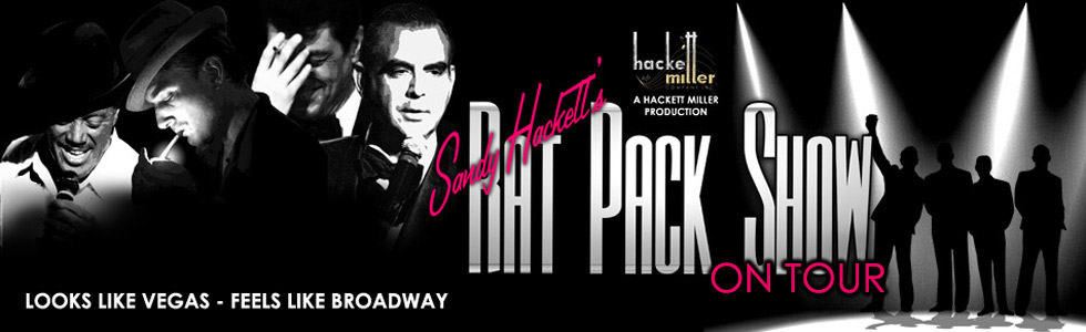 Sandy Hackett's Rat Pack Photo