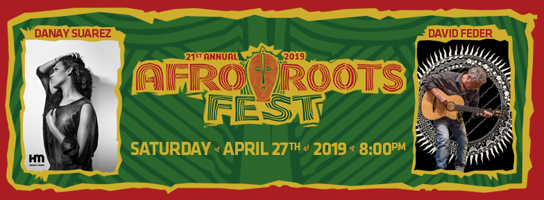 Afro Roots Fest Banner Image