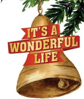 Its a Wonderful Life- Saturday, Dec 21 7pm