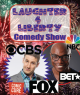 Laughter 4 Liberty Comedy Show ft Jose Sarduy & Kyle Grooms