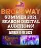 Seminole Theatre Players Summer 2021 Auditions