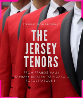 Jersey Tenors 5PM
