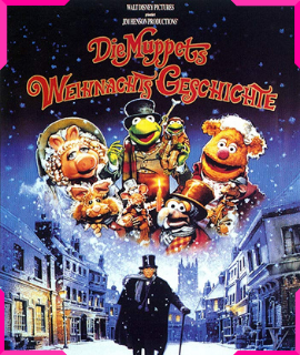 Muppets Christmas Movie & Drive-through Parade!